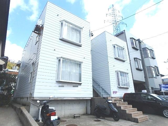 金沢市末町一棟売アパート
