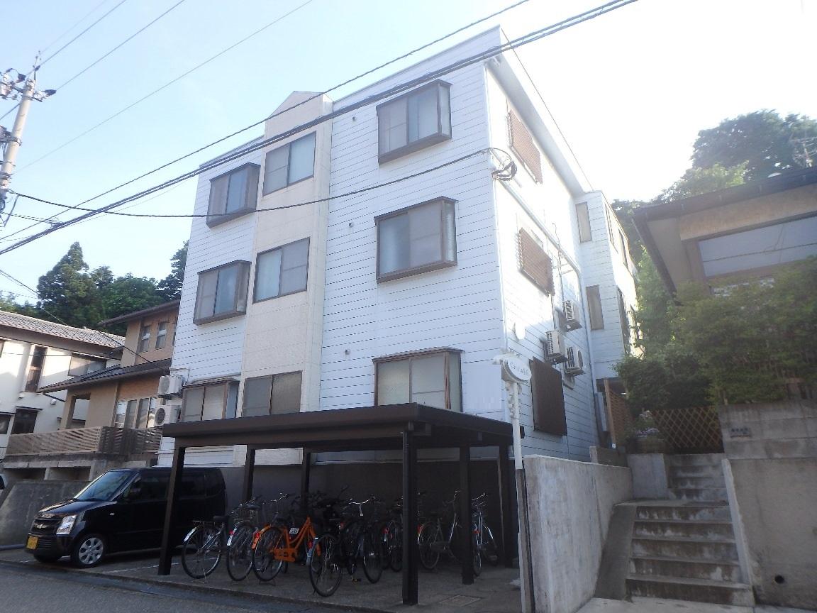 金沢市旭町一丁目一棟売アパート