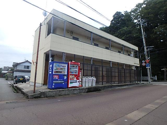富山市安養坊一棟売アパート