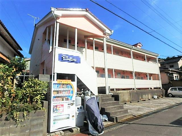 金沢市永安町一棟売アパート